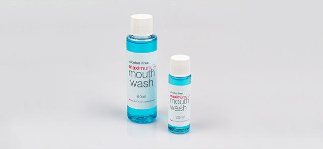 Smilecare mouthwash