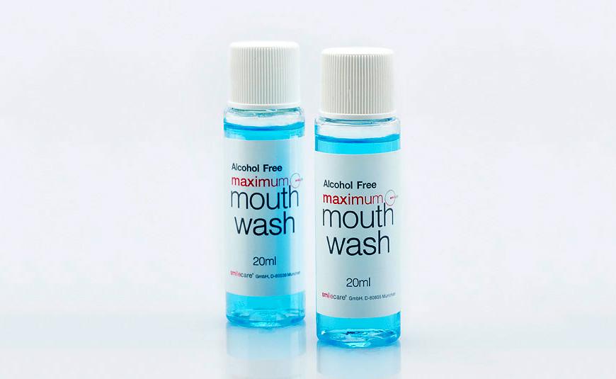 Smilecare Mundwasser